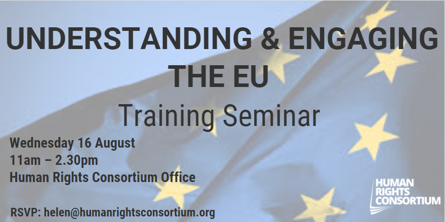 EU Training Seminar